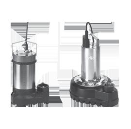 Погружные насосы для сточных вод Wilo-Drain TS 40-65