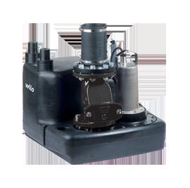 Напорные установки отвода сточной воды Wilo-DrainLift M