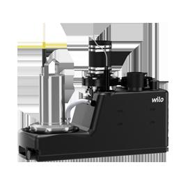 Напорные установки отвода сточной воды Wilo-DrainLift S