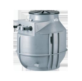 Напорные установки отвода сточной воды Wilo-DrainLift WS 40-50