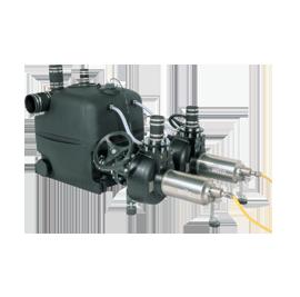Напорные установки отвода сточной воды Wilo-DrainLift XXL