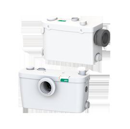 Напорные установки отвода сточной воды Wilo-HiSewlift 3
