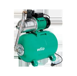Насосные станции Wilo-MultiPress HMP