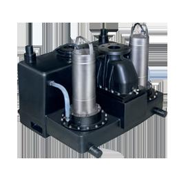 Напорные установки отвода сточной воды  Wilo-RexaLift FIT L