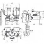Циркуляционный насос WILO Stratos GIGA-D 65/1-27/3,0 арт. 2170237