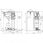 Насосная станция WILO Economy CO/T-1 Helix V 404/CE арт. 2545681