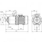 Центробежный насос WILO Economy MHI 203 (3~400 В, EPDM) арт. 4024285