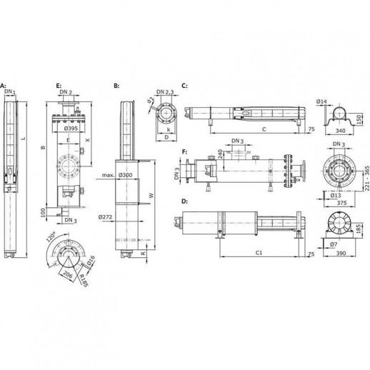 Колодезный насос WILO Sub TWI 8.90-02-C-SD арт. 6075417