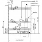 Погружной насос для сточных вод WILO Drain TM 32/8-10M арт. 4048411
