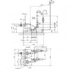 Напорная установка отвода сточной воды WILO DrainLift XXL 880-2/2,1 арт. 2509006