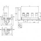 Насосная станция WILO SiBoost Smart 2 Helix EXCEL 603 арт. 2537640