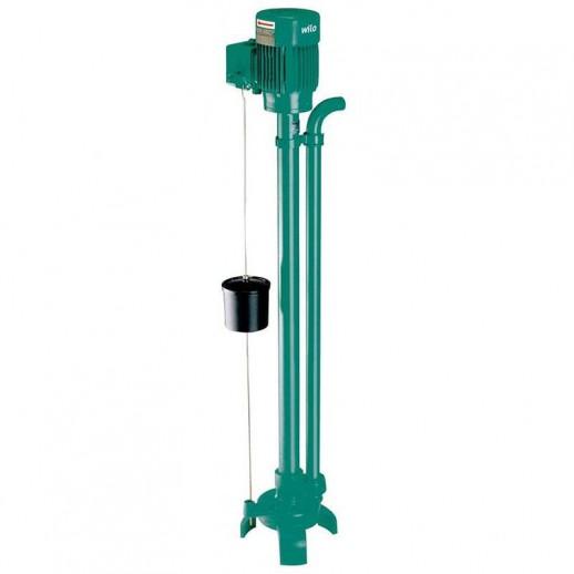 Вертикальный насос для грязной воды WILO Drain VC 32/10 (1~230 В) арт. 2044582