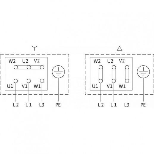 Блочный насос WILO CronoBloc-BL 32/150-0,37/4 арт. 2786251