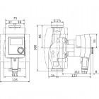 Циркуляционный насос WILO Stratos PICO 25/1-4 арт. 4132462