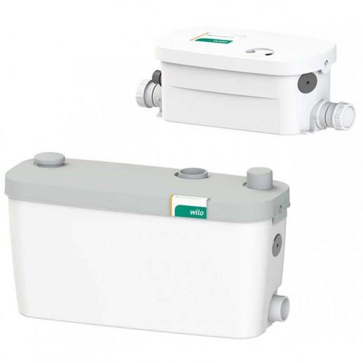 Напорная установка отвода сточной воды WILO HiDrainlift 3-35 арт. 4191679