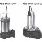 Погружной насос для сточных вод WILO Drain TS 40/14 (1~230 В) арт. 2063931